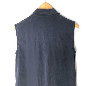 Frame Denim Dresses - Frame Robe-Chemise Sans Manches Shirt Dress XS